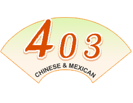 403 Chinese & Mexican Restaurant, Brooklyn, NY